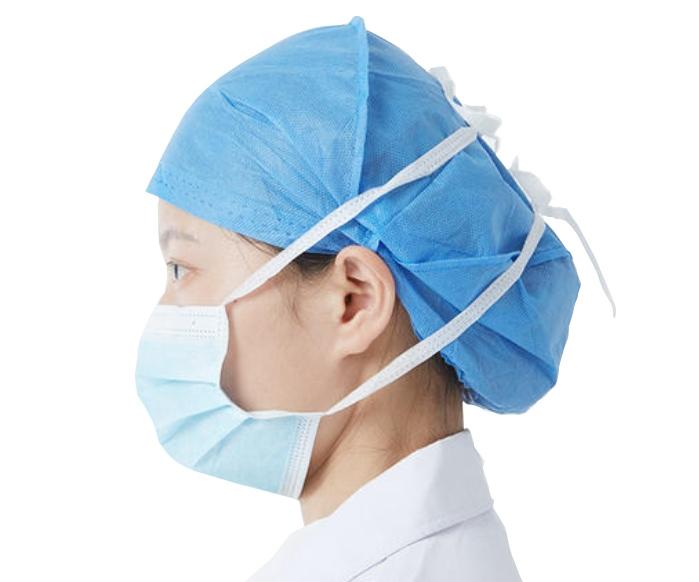 三层一次性医用口罩