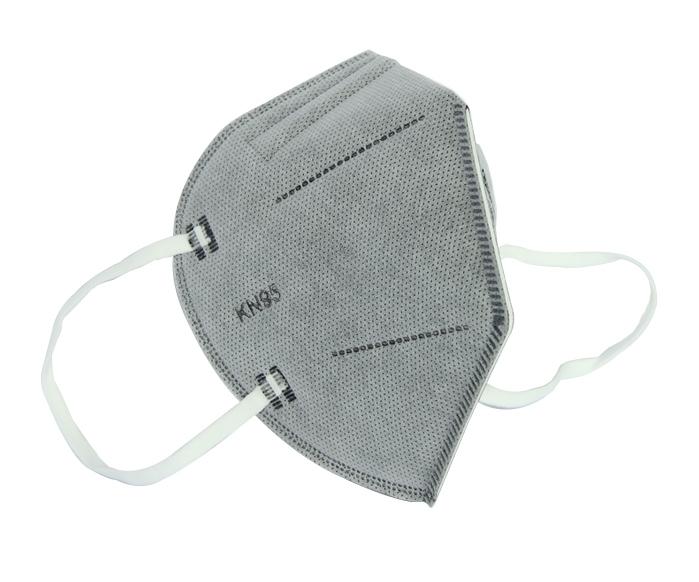 五层带活性碳专业防护KN95口罩