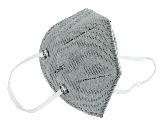 五层带活性碳N95级专业防护口罩