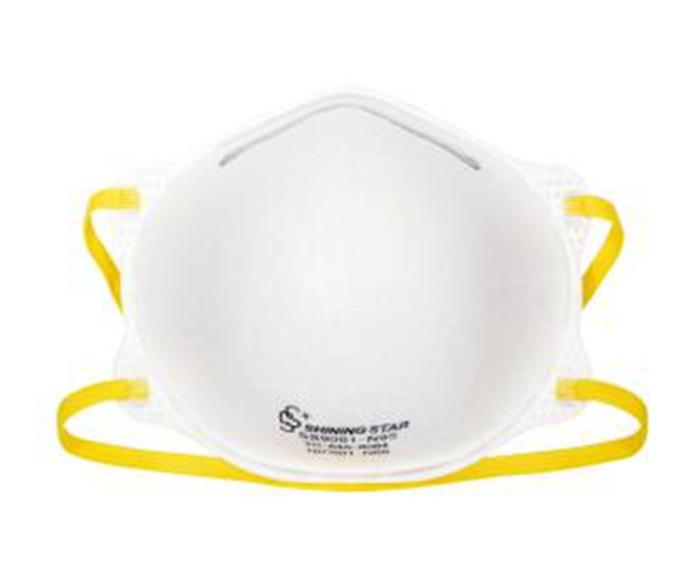N95级杯形专业防护口罩